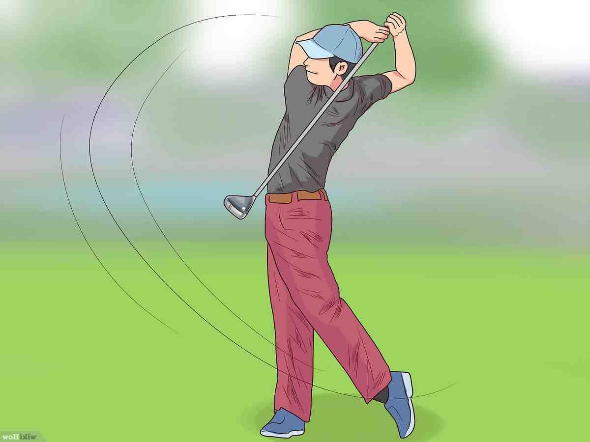 Comment faire monter la balle au golf ?
