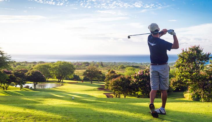 Quelle couleur de départ au golf ?