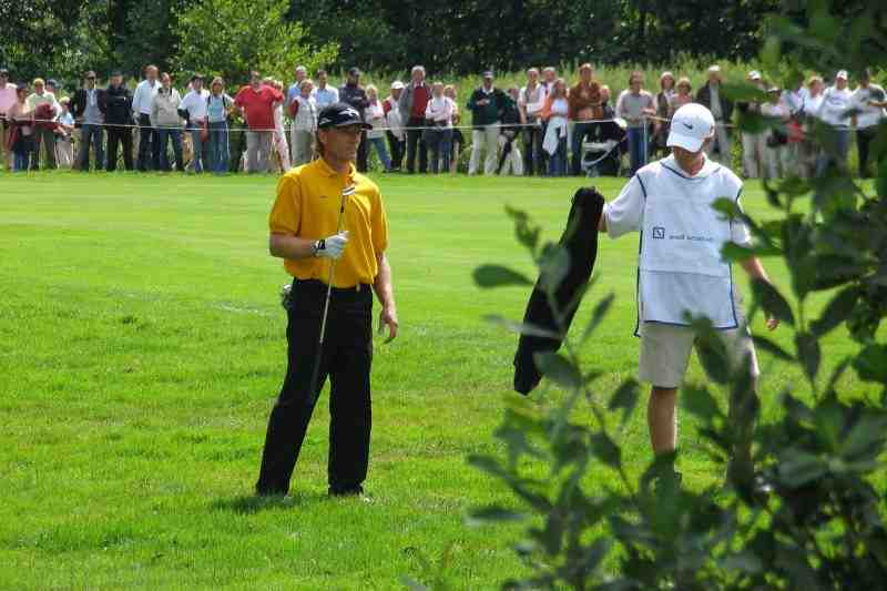 Tuto golf approche