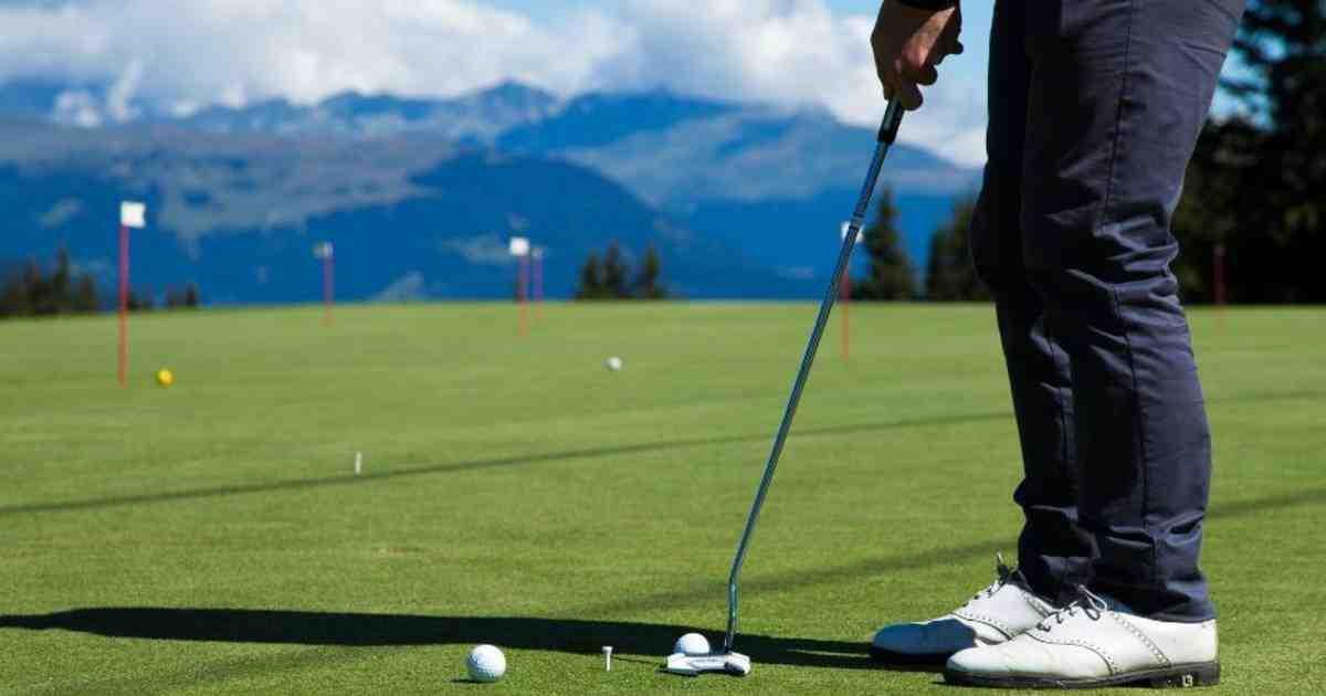 Comment plonger dans le golf?